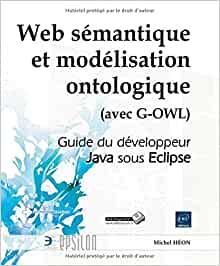 couverture du livre Web sémantique et modélisation ontologique (avec G-OWL)