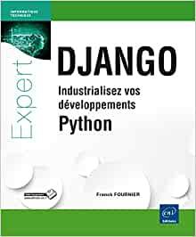 couverture du livre Django