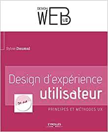 couverture du livre Design d'expérience utilisateur
