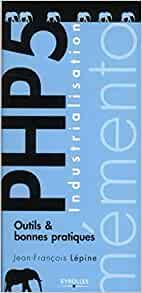 couverture du livre Mémento - PHP 5 Industrialisation