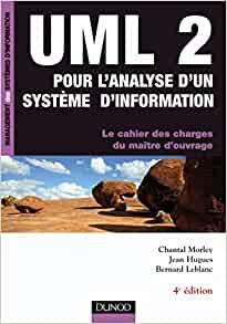 couverture du livre Uml2 Pour L'analyse D'un Système D'information