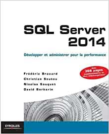 couverture du livre SQL Server 2014