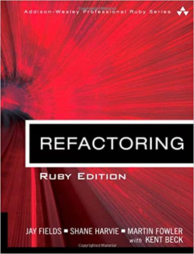 couverture du livre Refactoring
