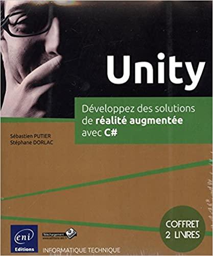 couverture du livre Unity - Coffret de 2 livres