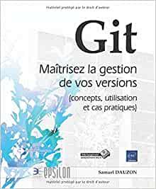 couverture du livre Git