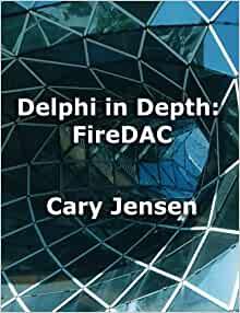 couverture du livre Delphi in Depth : FireDAC