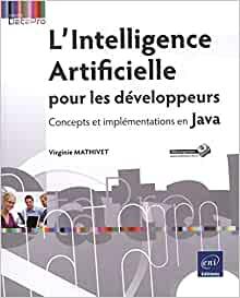 couverture du livre L'Intelligence Artificielle pour les développeurs