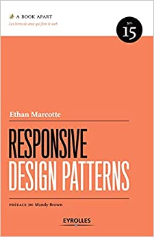 couverture du livre Responsive design patterns