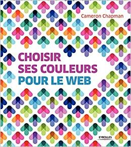 couverture du livre Choisir ses couleurs pour le Web