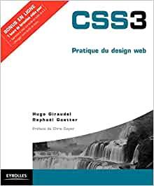 couverture du livre CSS3