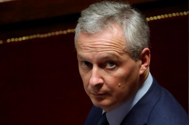 Taxe GAFA : Bruno Lemaire promet de l'appliquer en France dès 2019