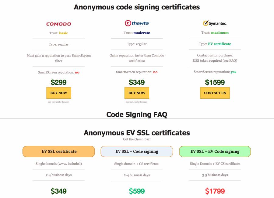 ea12bf4963b2df Les vendeurs remettent les certificats aux clients, qui les utilisent pour  chiffrer le trafic HTTPS ou signer des applications, les faisant apparaître  comme ...