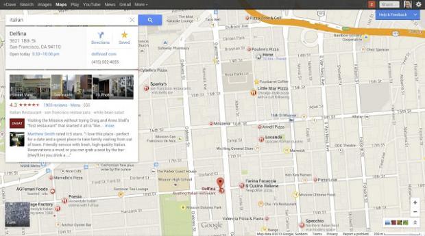 Google I/O : le nouveau Google Maps pour PC dévoilé, les