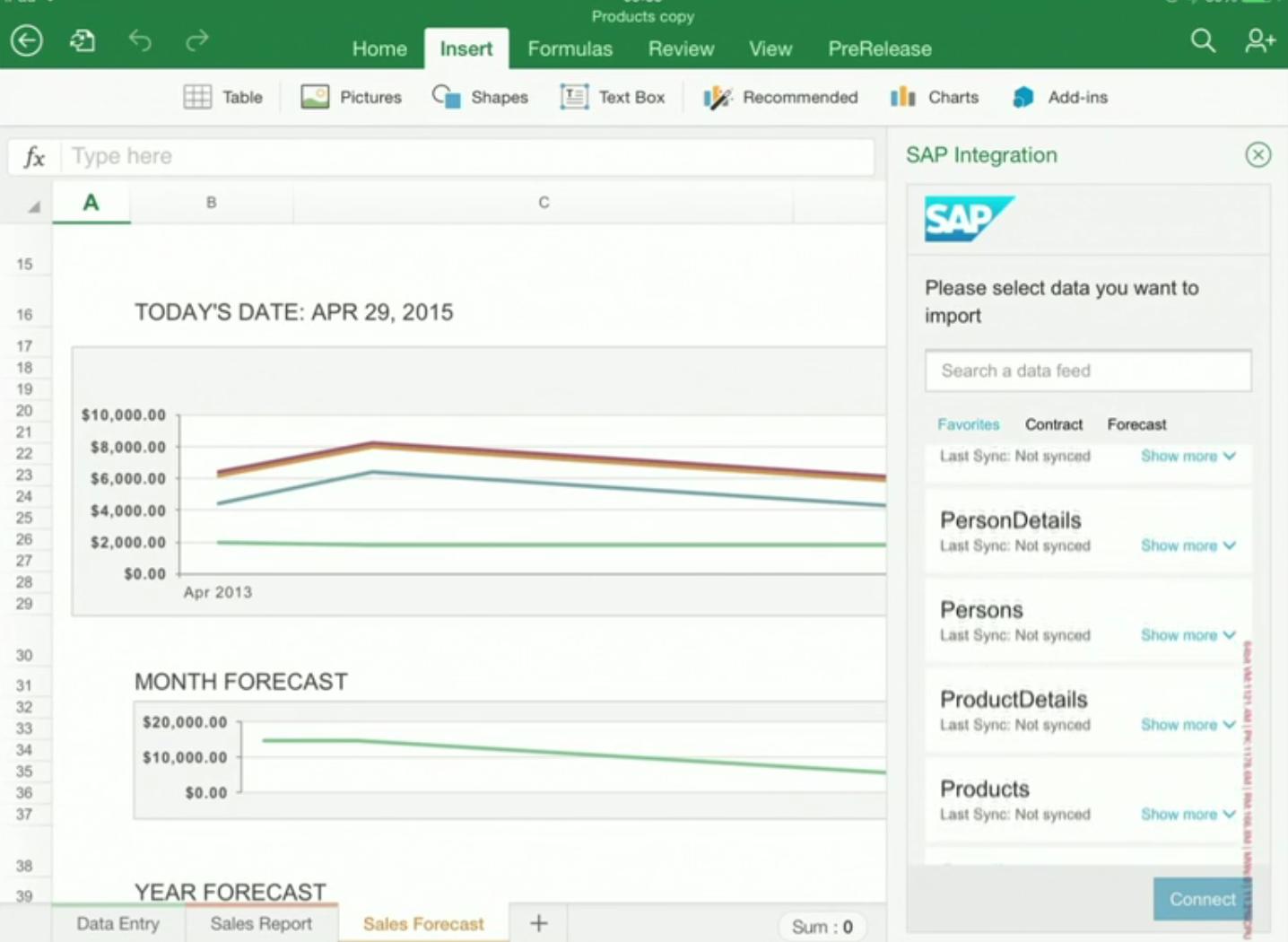 Build 2015 : Microsoft annonce une préversion d'un API qui