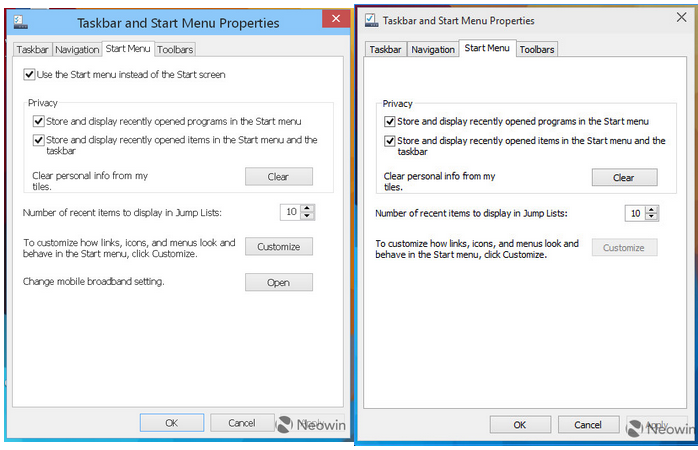 Windows 10 La Barre Des Charmes Disparait Ainsi Que L Ecran De