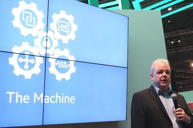 hp the machine 2016
