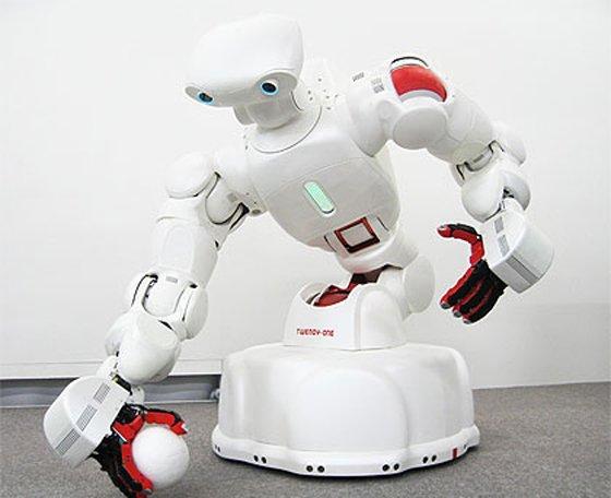 Des robots connects qui peuvent apprendre les uns des autres le cloud et le - Les robots domestiques ...