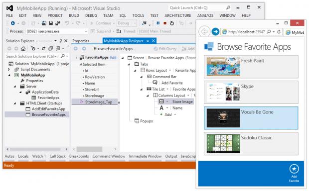 Visual Studio 2012 Update 3 Sort En Rc Et Sera La Derniere Mise A