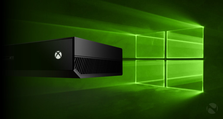 Windows 10 d barquera sur la xbox one en novembre une - Arriere plan de bureau windows gratuit ...
